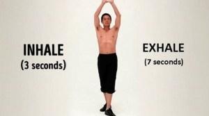 Cette technique de respiration japonaise permet de perdre du poids sans régime, ni exercice