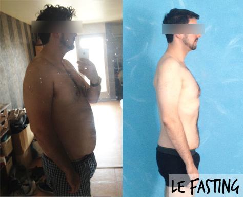 15 livres de perte de poids en 5 semaines