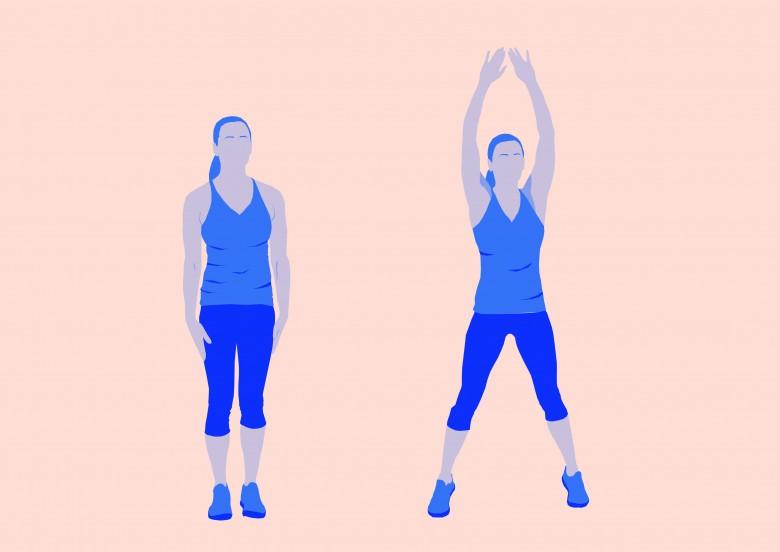 5 circuits HIIT pour réduire significativement votre graisse du ventre !