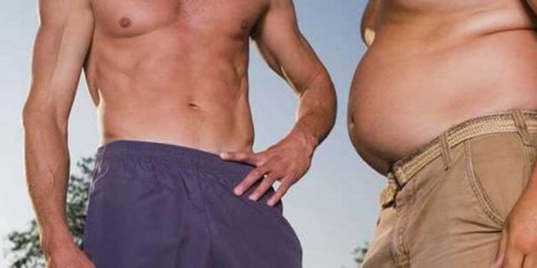 comment enlever la graisse du ventre masculin comment perdre du poids autour de la bouche