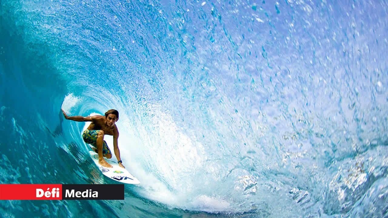 le surf aidera-t-il à perdre du poids