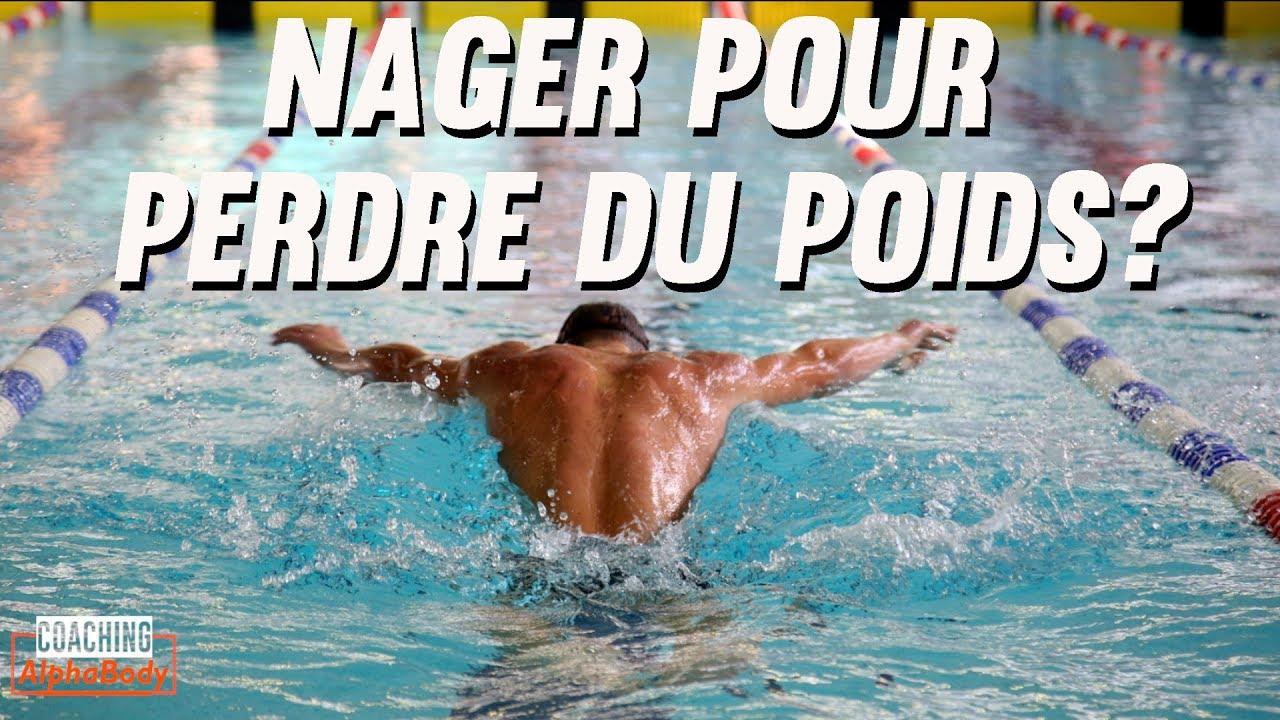 Nager pour perdre du poids est-ce la bonne solution avant l'été ? - Nager Passion