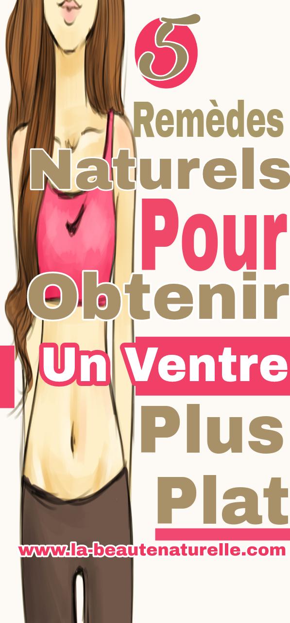 thérapies naturelles pour perdre du poids