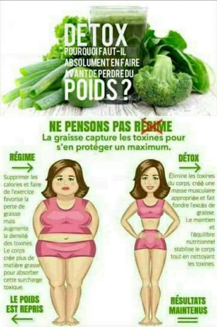 nettoyer 9 résultats de perte de poids