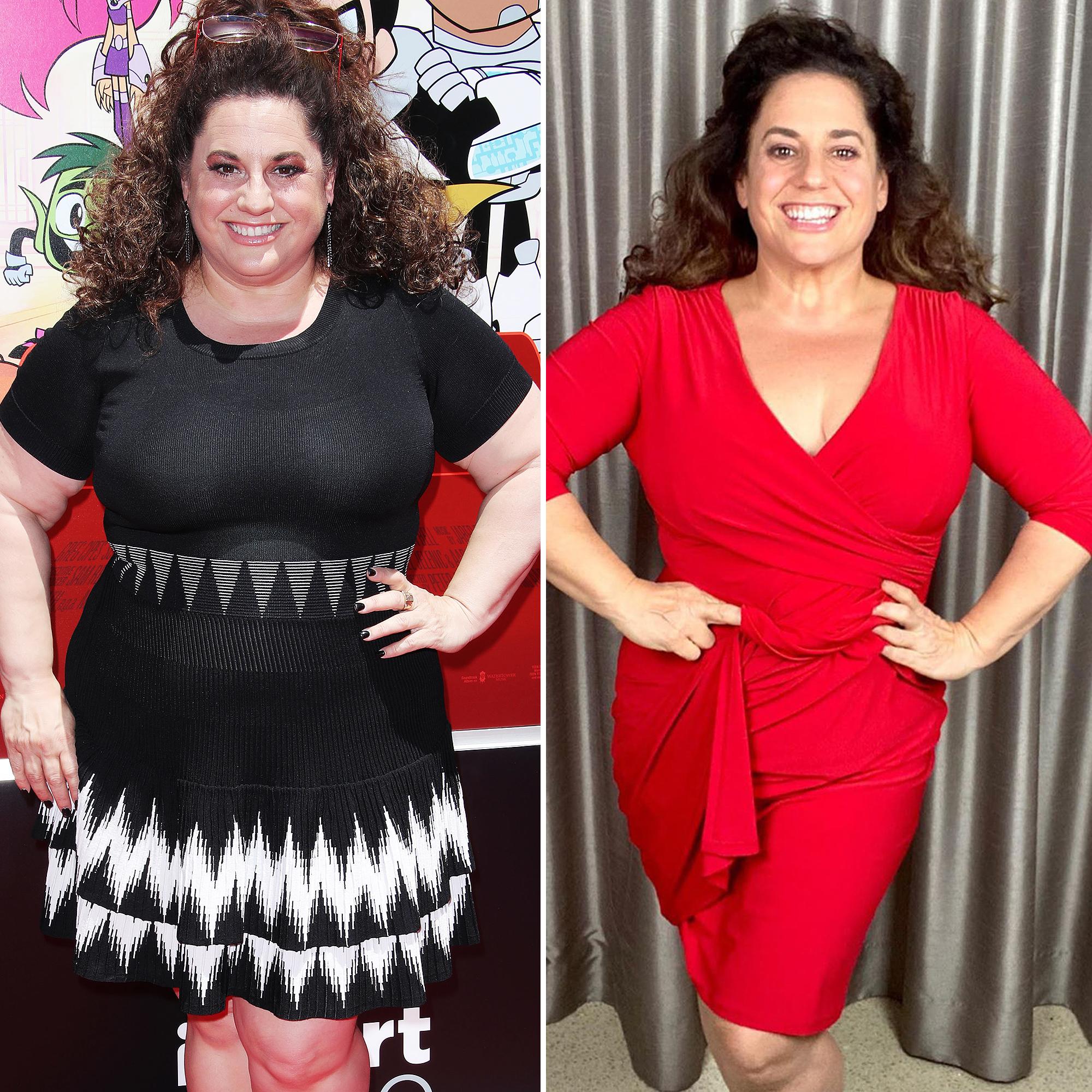 Histoires de perte de poids de 50 lb