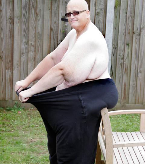 record de perte de poids en un jour