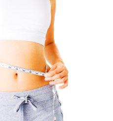 défi de squat de perte de poids