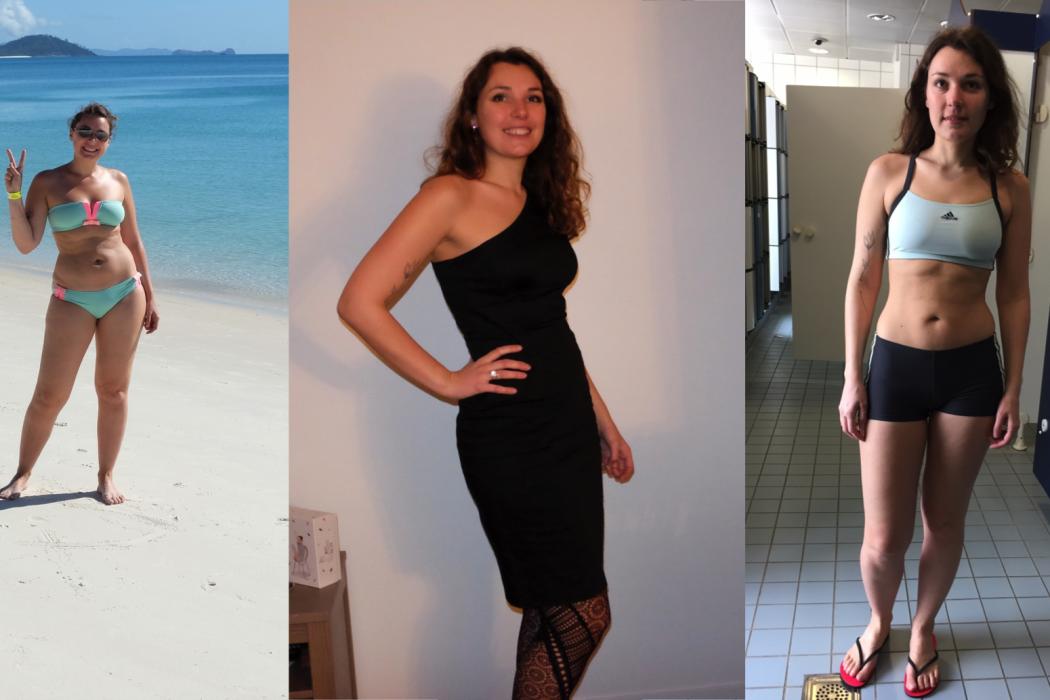 plus grosse perte de poids en 6 mois
