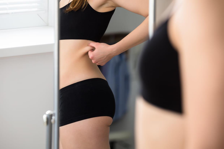 perdre la graisse du dos sans poids moyen rapide de perdre de la graisse