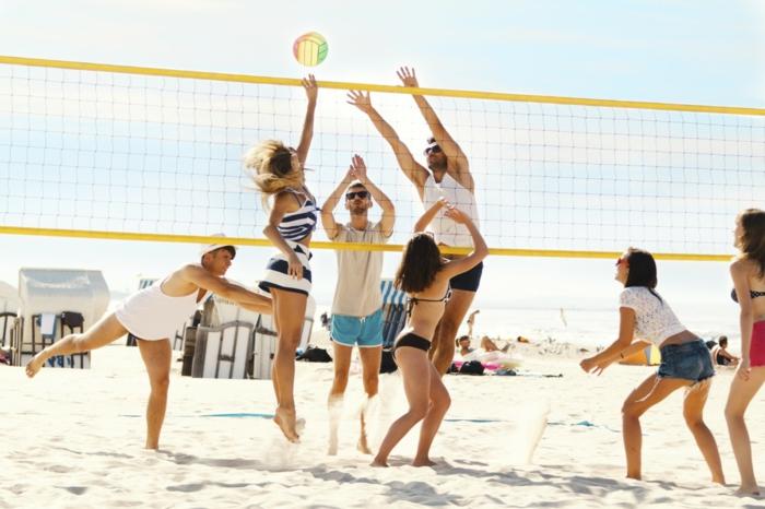 Le volleyball vous aidera-t-il à perdre du poids
