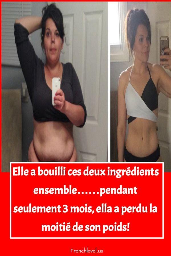 «Comment j'ai perdu 20 kilos en trois mois»