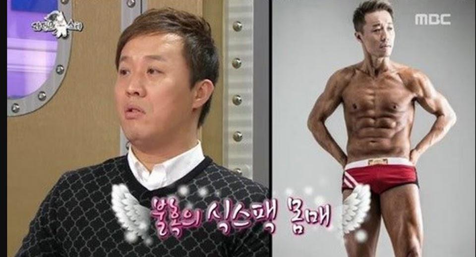 jung jun ha perdre du poids