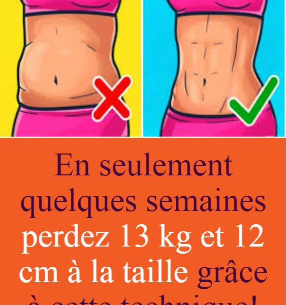 maigrir mais prendre du poids