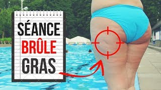 comment perdre du poids dans la piscine
