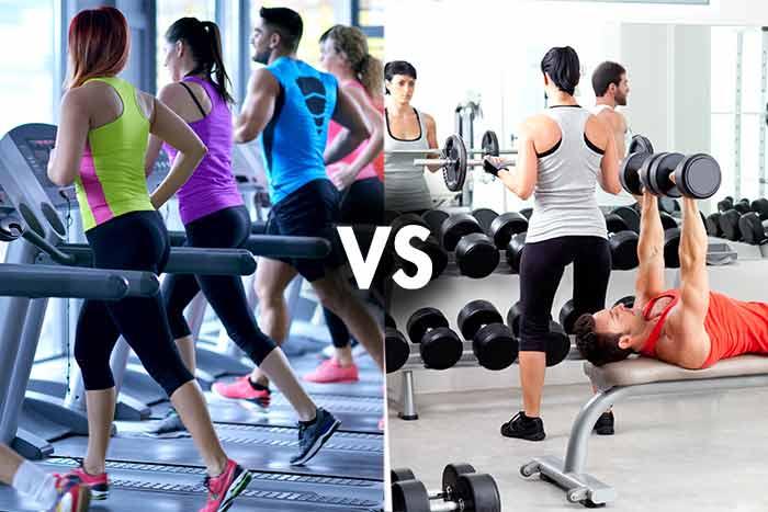 Pratiquez une activité physique intensive si vous voulez perdre de la graisse !