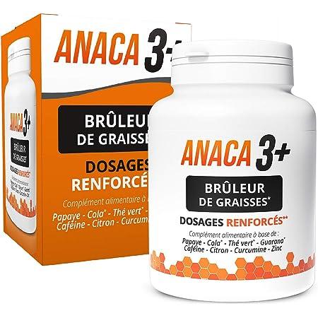 Anaca3+ Brûleur de Graisses gélules|Univers Pharmacie