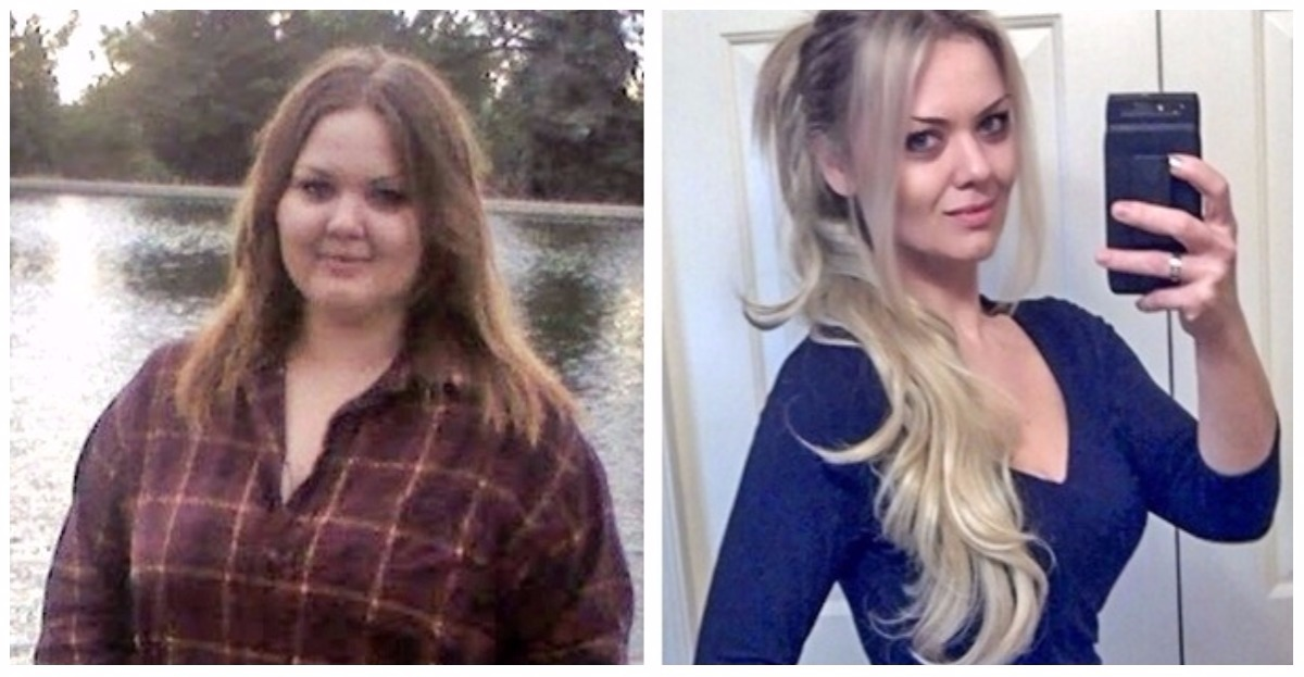 52 perte de poids avant et après