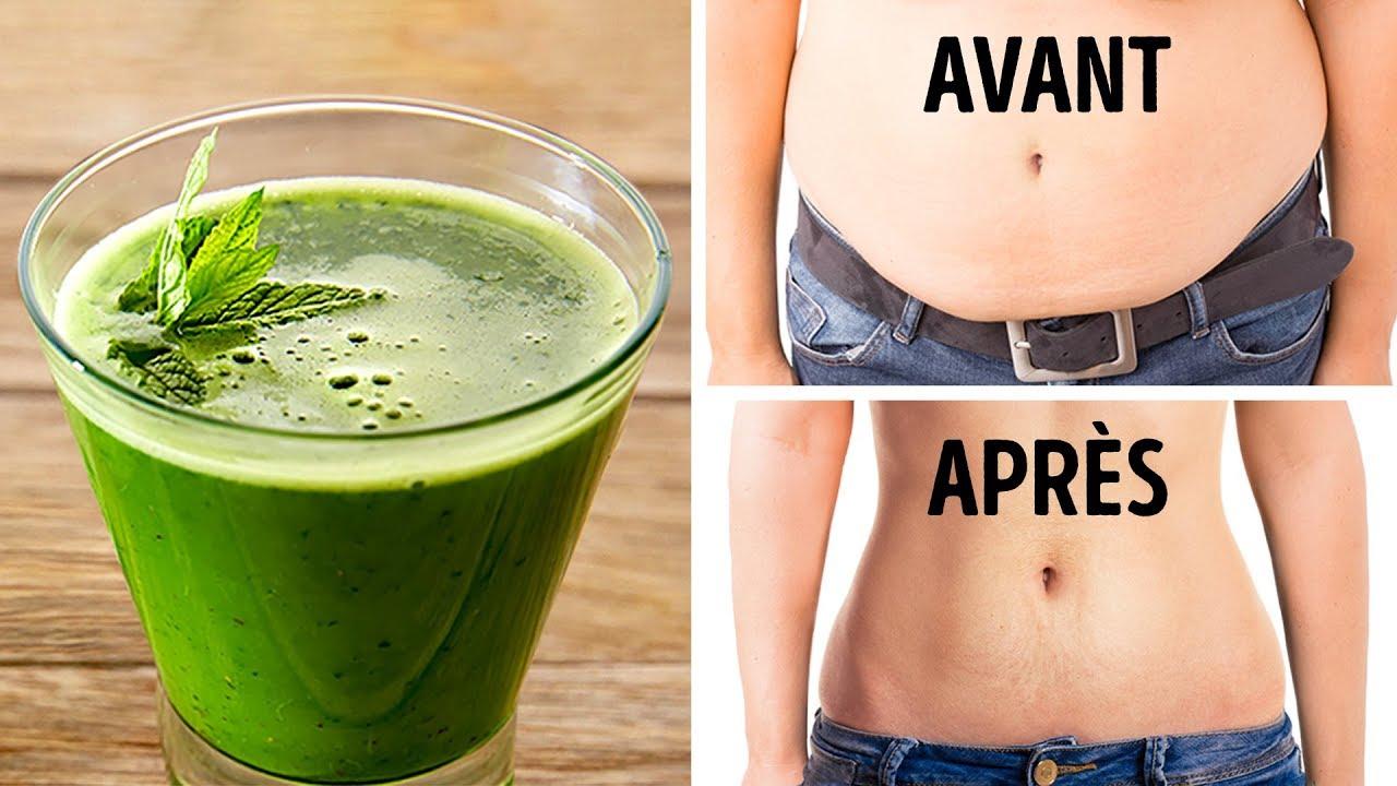 Quelle est la meilleure boisson brule graisse pour maigrir rapidement