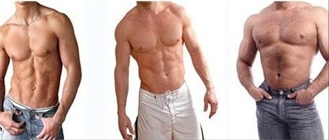 macro split mésomorphe pour la perte de graisse