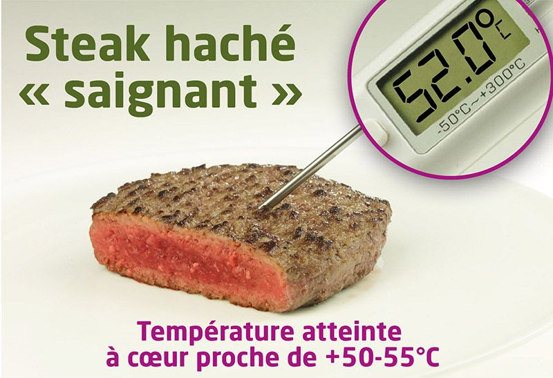Le steak haché fait-il grossir ? - Le blog gustavo-moncayo.fr