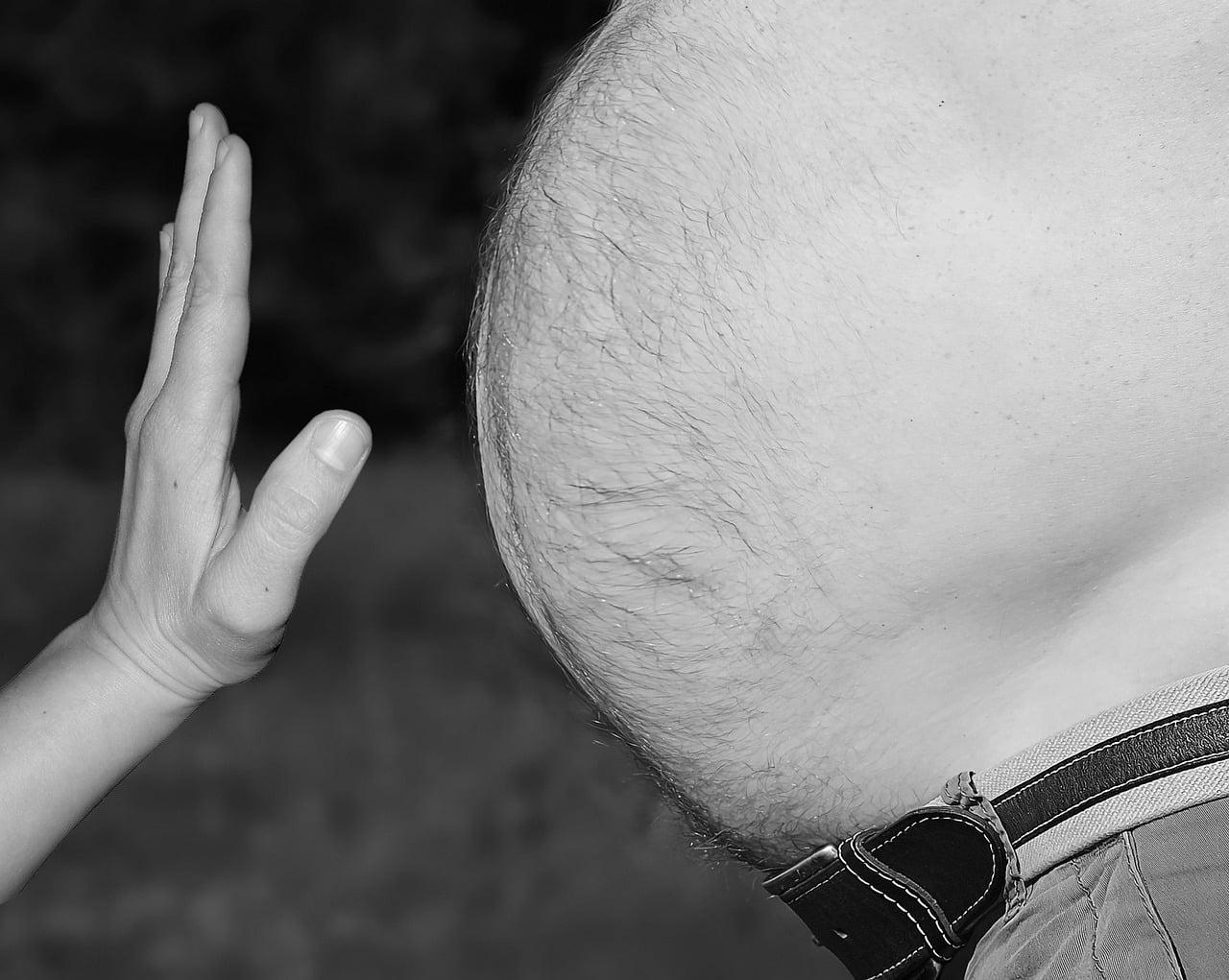 perte de poids de lomoplate