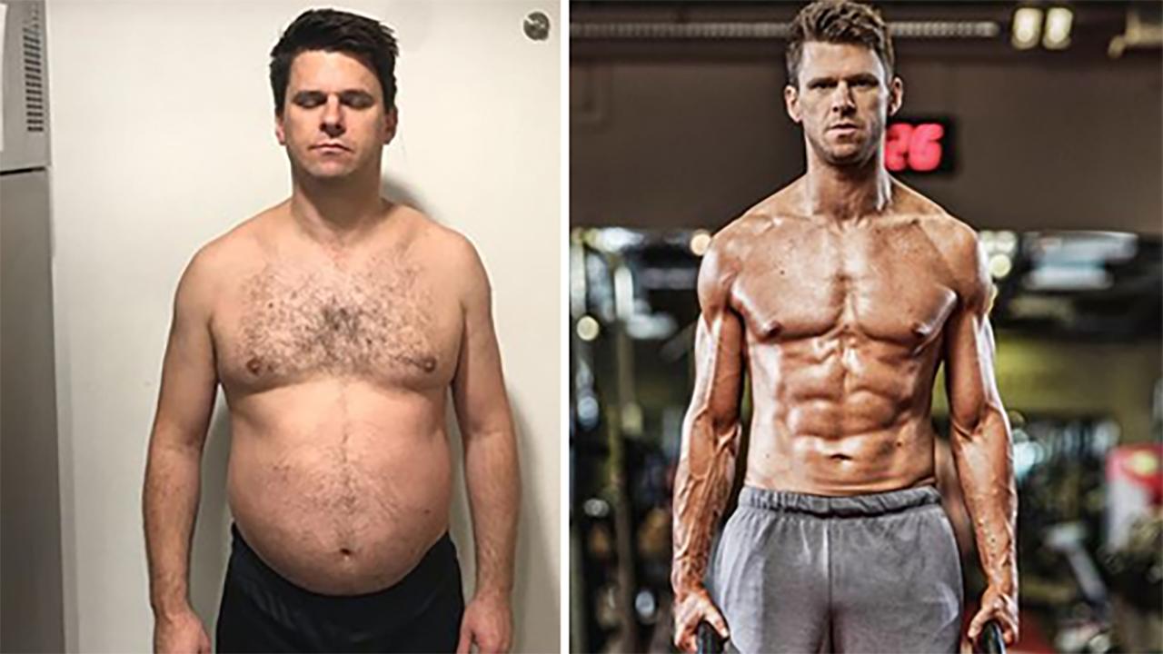 perte de graisse corporelle en 6 mois