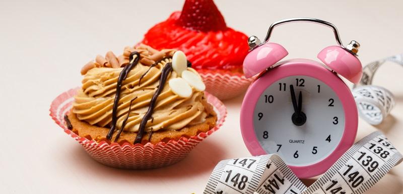 rythme circadien de perte de poids