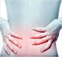 perte de poids avec douleur au bas du dos