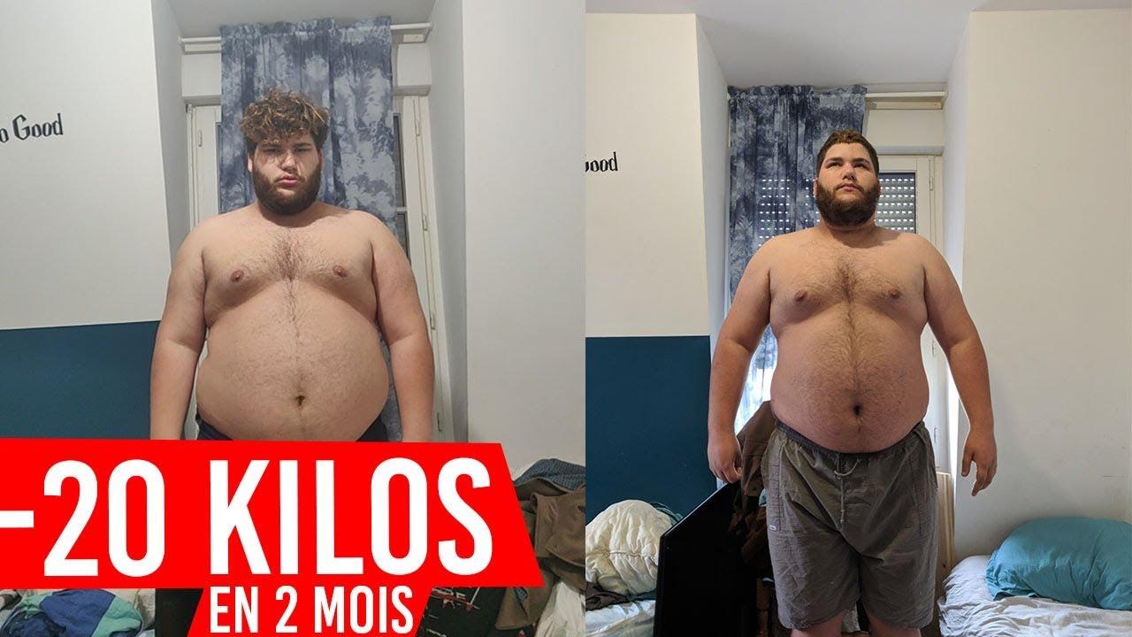 Comment j'ai perdu 30 lbs