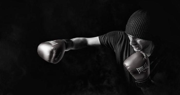 le boxeur a besoin de perdre du poids