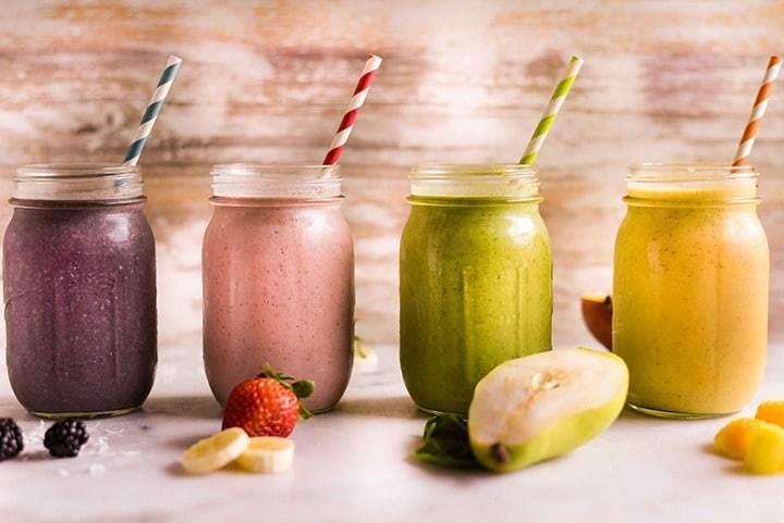 Top 5 des smoothies minceur faciles à faire !