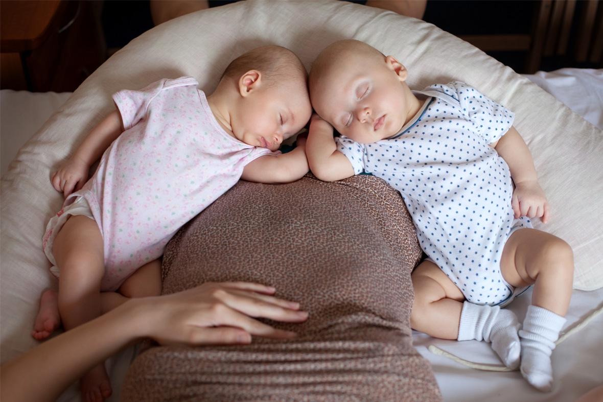 jumeaux de perte de poids