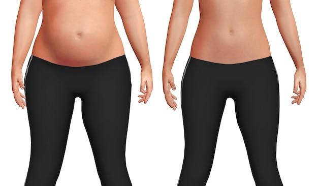 3x affilié de perte de graisse