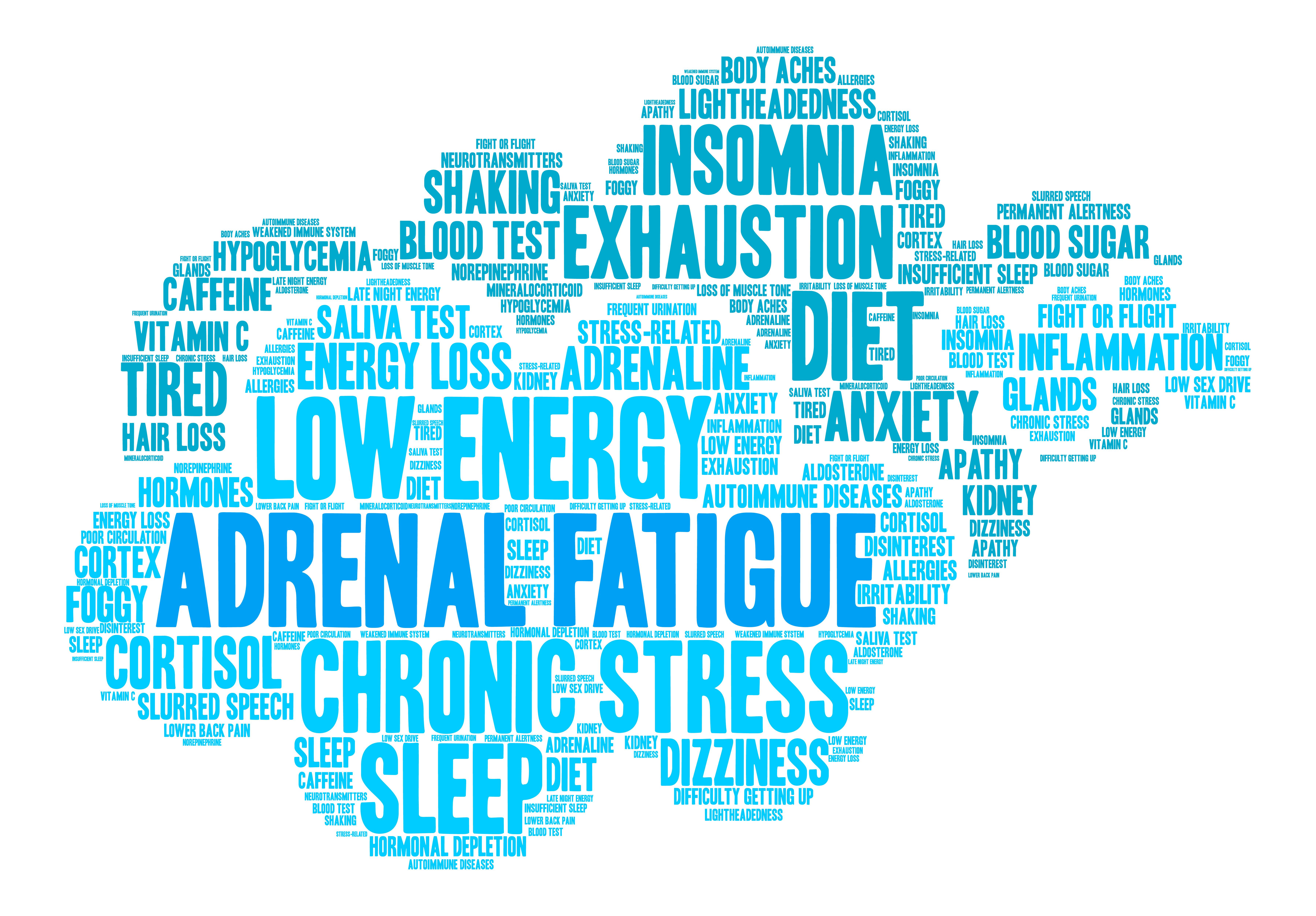 incapacité à perdre du poids fatigue surrénalienne