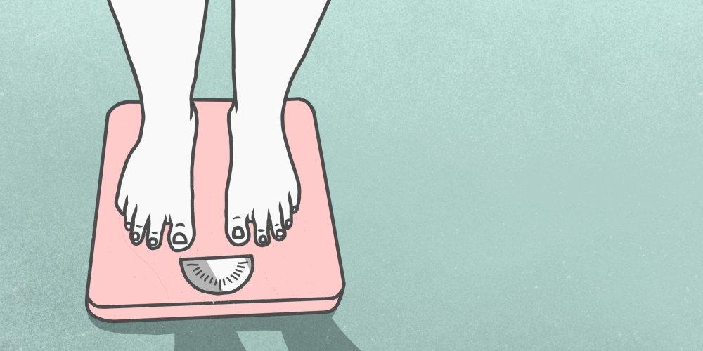 la perte de poids est désespérée