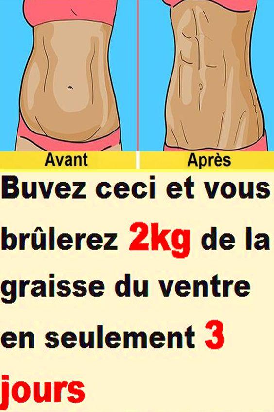 perdre la graisse du ventre rapidement et facilement