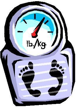 perte de poids avant la chimio