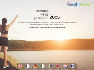 fri frakt weightworld