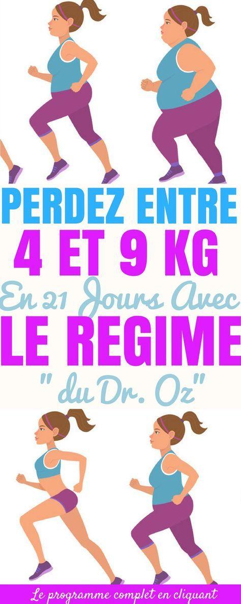 Le régime du Docteur Oz permet de perdre 1,5 kilos en 3 jours