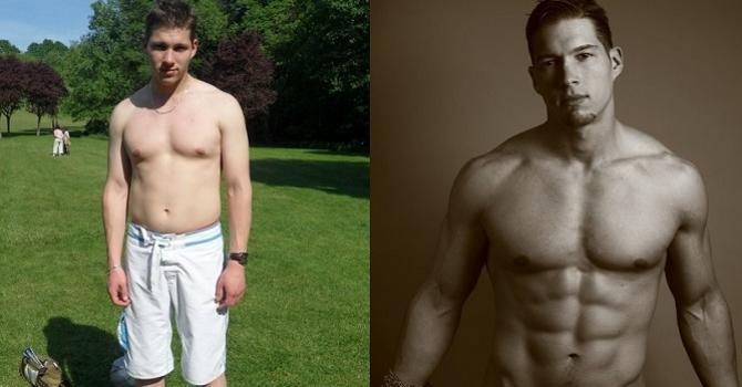 8 semaines pour perdre de la graisse corporelle