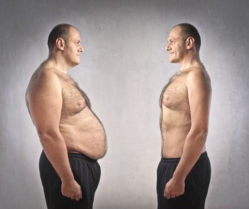ballonné en essayant de perdre du poids