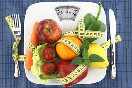 perdre du poids après lété
