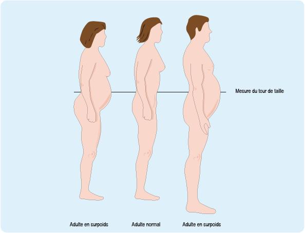 comment perdre de la graisse sous la taille
