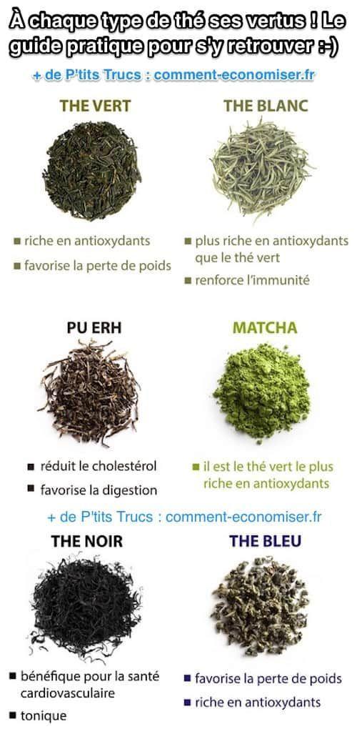 Thé minceur : les 6 meilleurs thés pour maigrir - Goforme