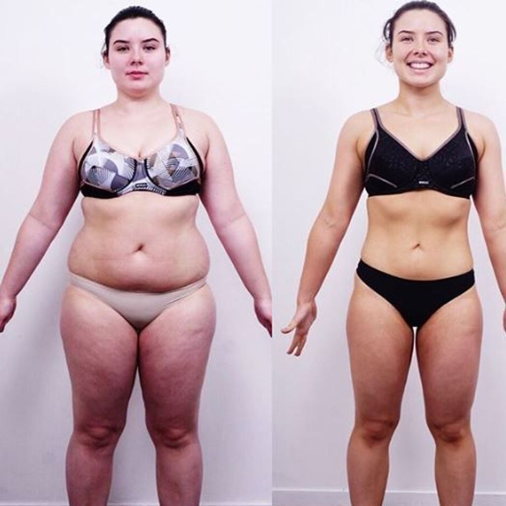 280 à 180 perte de poids