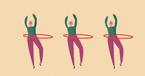 Est-ce que le hula hoop me fera perdre du poids