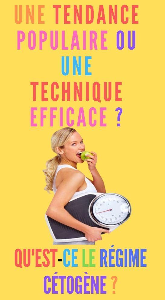 techniques efficaces de perte de poids