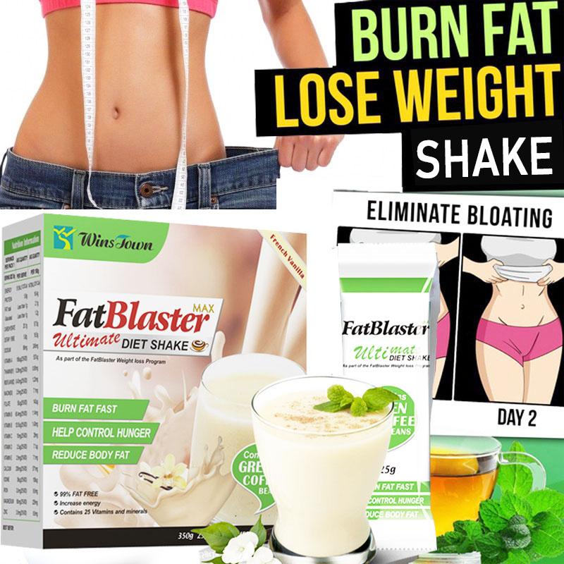 secousse de perte de graisse