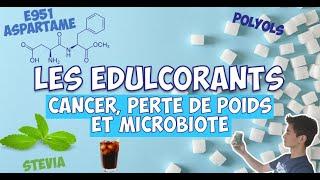 Édulcorants : le goût du sucre sans les calories