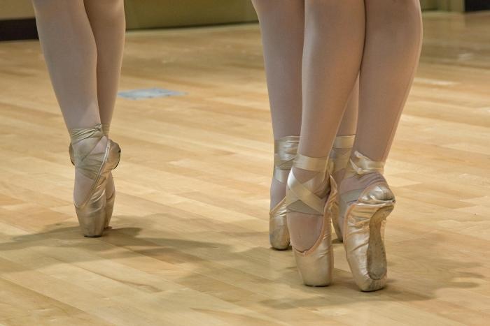 Est-ce que le ballet me fera perdre du poids